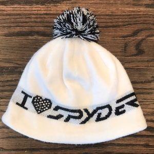 Girls Spyder Hat
